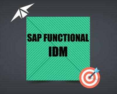 SAP IDM