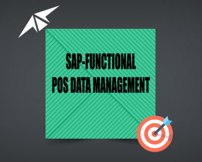 SAP POS DATA MANAGEMENT