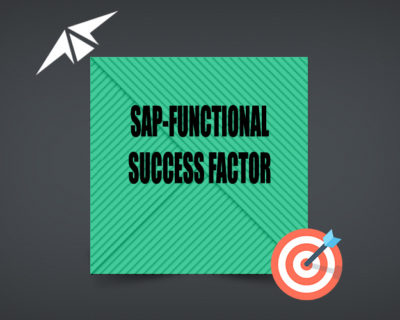 SAP SUCCESS FACTOR