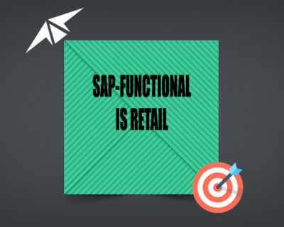 SAP IS RETAIL