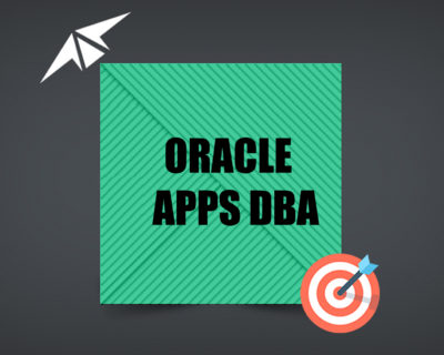 ORACLE APPS DBA