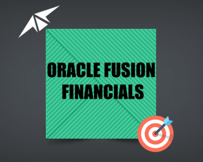 ORACLE FUSION FINANCIALS (Release 12)