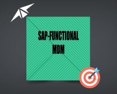 SAP MDM